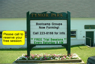 Bootcamp at Tymor image