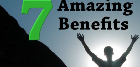 Being Fit: 7 Amazing Benefits