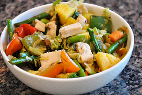 Speedy Chicken Stir Fry