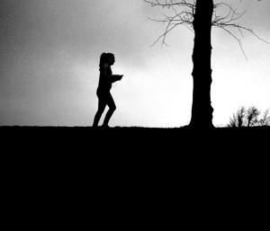 jogger silhouette