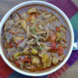 Hearty Spiced Turkey Soup