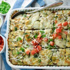 Chicken & Veggie Casserole