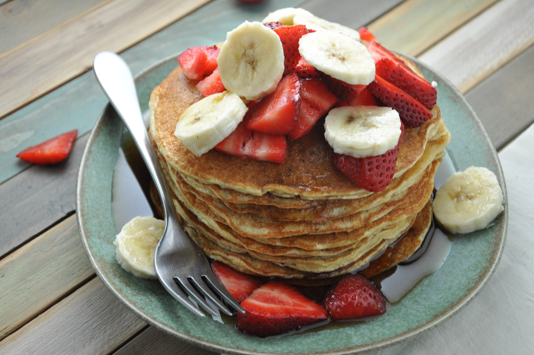 BEST Protein Pancakes