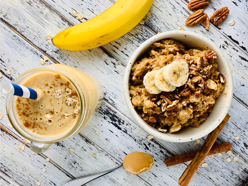 Protein Power Oatmeal