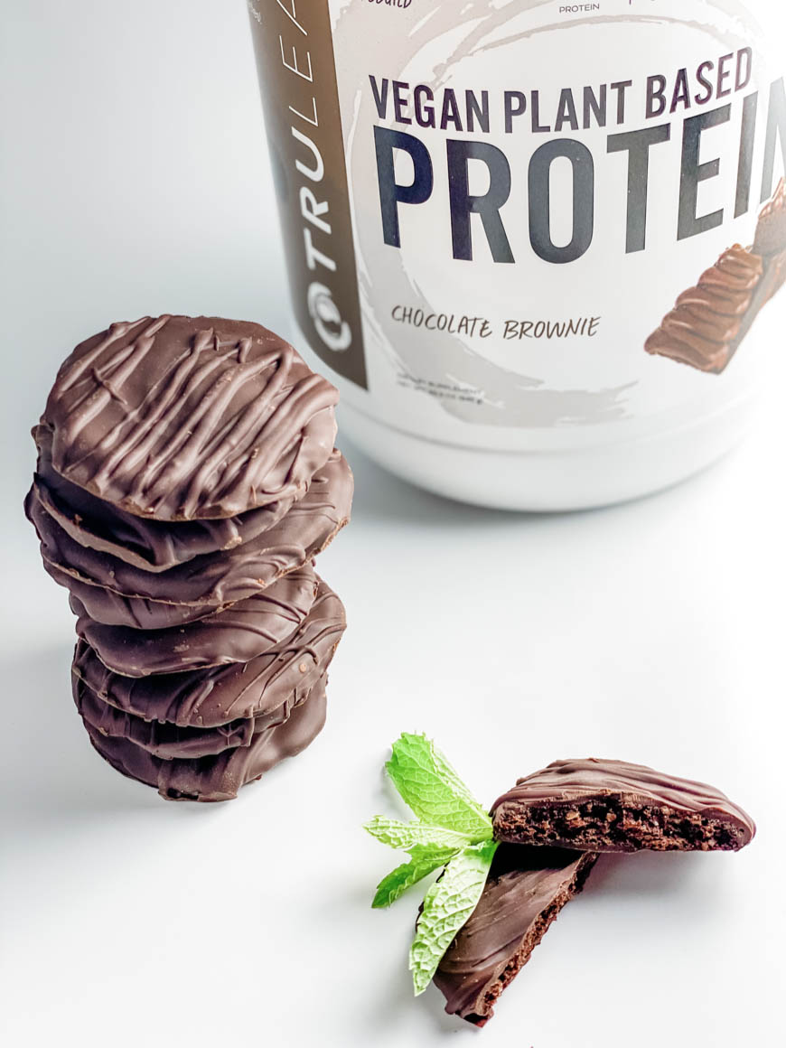 Protein Thin Mints
